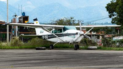 CP-2652 - Cessna 206 Super Skywagon - Private