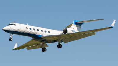 N558GA - Gulfstream G550 - Private