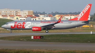 A picture of GDRTE - Boeing 7378K5 - Jet2 - © FERNANDO SILVA