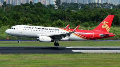 B-8413 - Airbus A320-232 - Shenzhen Airlines