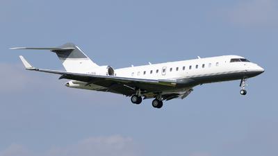 T7-SAI - Bombardier BD-700-1A11 Global 5000 - Private