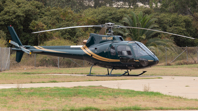 VH-HSR - Eurocopter AS 350 Ecureuil - Private