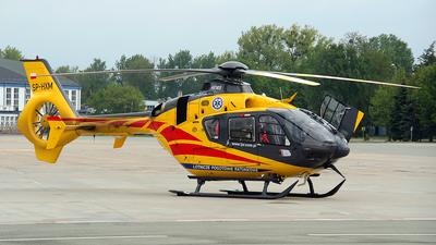 SP-HXM - Eurocopter EC 135P2+ - Lotnicze Pogotowie Ratunkowe