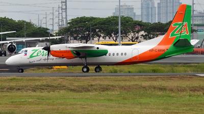 RP-C8896 - Xian MA-60 - Zest Air