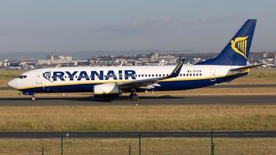 EI-FIB - Boeing 737-8AS - Ryanair