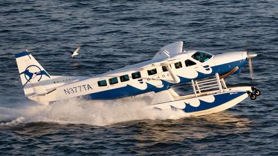 N377TA - Cessna 208B Grand Caravan - Blade Helicopter