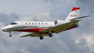 N637SV - Cessna 680 Citation Sovereign - Private
