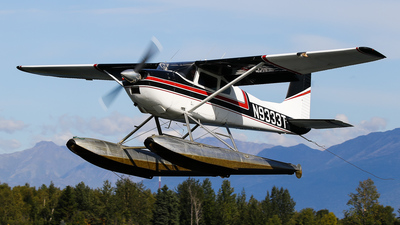 N9333T - Cessna 180C Skywagon - Private