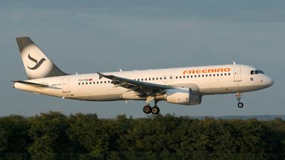 TC-FBV - Airbus A320-214 - Freebird Airlines