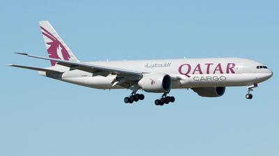 A7-BFT - Boeing 777-F - Qatar Airways Cargo