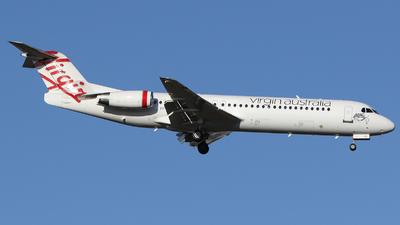VH-FNN - Fokker 100 - Virgin Australia Regional Airlines