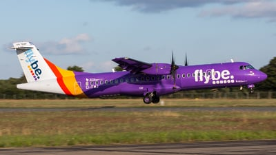 A picture of EIFMJ - ATR 72600 - Stobart Air - © Kas van Zonneveld