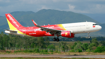 VN-A656 - Airbus A320-214 - VietJet Air