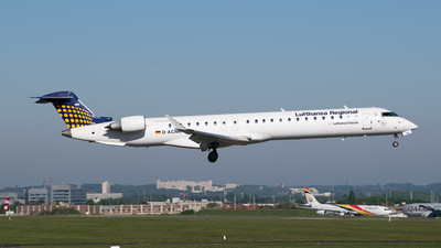 D-ACNN - Bombardier CRJ-900LR - Lufthansa Regional (CityLine)