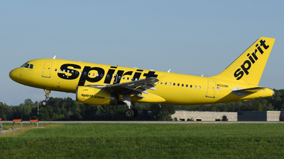 A picture of N530NK - Airbus A319132 - [3017] - © DJ Reed - OPShots Photo Team