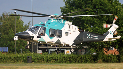 G-KSST - Agusta-Westland AW-169 - Kent Surrey Sussex Air Ambulance