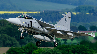 9238 - Saab JAS-39C Gripen - Czech Republic - Air Force