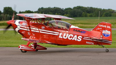N49TA - Pitts S-2C Special - Private