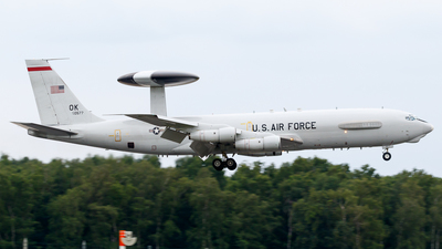 78-0577 - Boeing E-3B Sentry - United States - US Air Force (USAF)