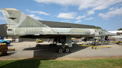 26 - Dassault Mirage 4P - France - Air Force