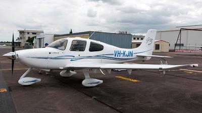 VH-KJN - Cirrus SR22 - Private