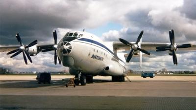 UR-64460 - Antonov An-22 - Antonov Airlines