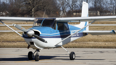 N6597E - Cessna 175 Skylark - Private