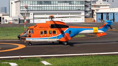 JA6720 - Aérospatiale AS 332L1 Super Puma - Shin Nihon Helicopter