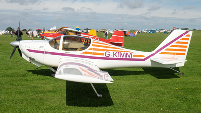 G-KIMM - Europa XS - Private