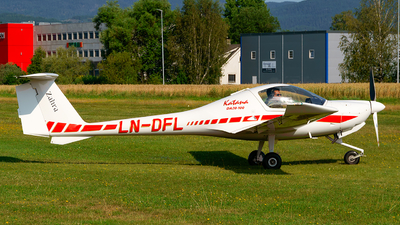 LN-DFL - Diamond DA-20-A1-100 Katana - Private