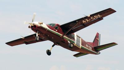 A picture of 4XCSX - Cessna 208B Grand Caravan - [208B0620] - © meir feder