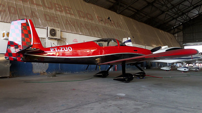 PT-ZUO - Vans RV-7A - Private