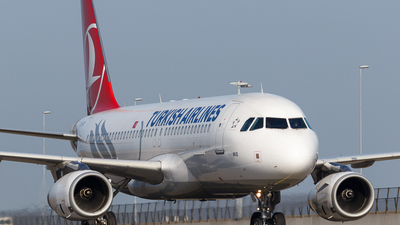 TC-JPA - Airbus A320-232 - Turkish Airlines