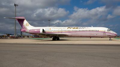 EC-KJI - McDonnell Douglas MD-87 - Pronair