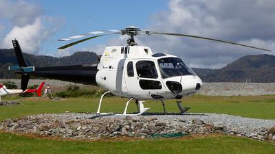 ZK-HBI - Aérospatiale AS 350BA Ecureuil - Fox & Franz Heli Services
