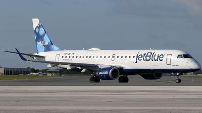 N317JB - Embraer 190-100IGW - jetBlue Airways