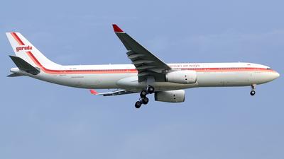 A picture of PKGHD - Airbus A330343 - Garuda Indonesia - © M. Raykahn Ariga