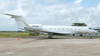 N650MS - Gulfstream G650 - Private