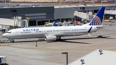 A picture of N66841 - Boeing 737924(ER) - United Airlines - © Jay Cassady
