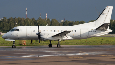A picture of URELV - Saab 340B - Air Urga - © Oleksandr Smerychansky