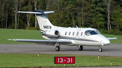 N465TM - Hawker Beechcraft 400XP - Private