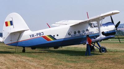 YR-PBJ - PZL-Mielec An-2 - Romanian Airclub