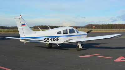 S5-DSP - Piper PA-28R-200 Cherokee Arrow II - Private