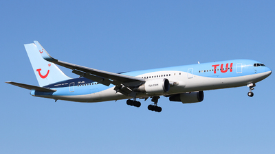 A picture of OOJNL - Boeing 767304(ER) - TUI fly - © Joost Alexander