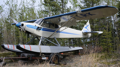 C-FLRK - Piper PA-18-150 Super Cub - Private