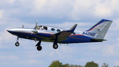N421WE - Cessna 421C Golden Eagle - Private
