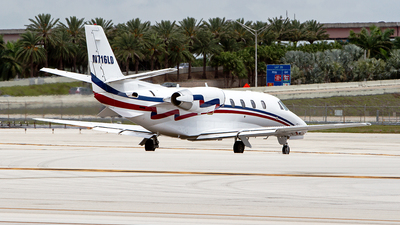 A picture of N716LD - Cessna 560XL Citation Excel - Delta Private Jets - © Stian Haabeth