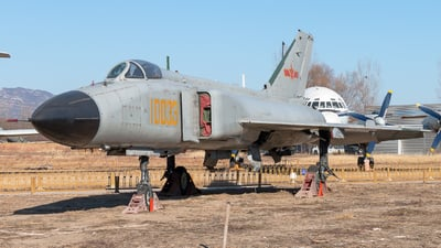 10033 - Shenyang J-8II Finback-B - China - Air Force