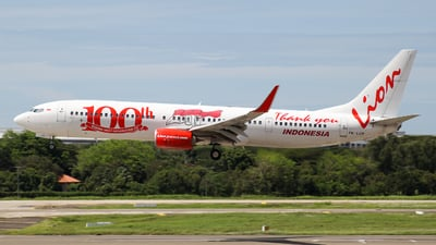 A picture of PKLOF - Boeing 7379GP(ER) - Lion Air - © Herison Riwu Kore