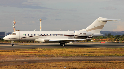 PP-VDR - Bombardier BD-700-1A10 Global Express XRS - Private